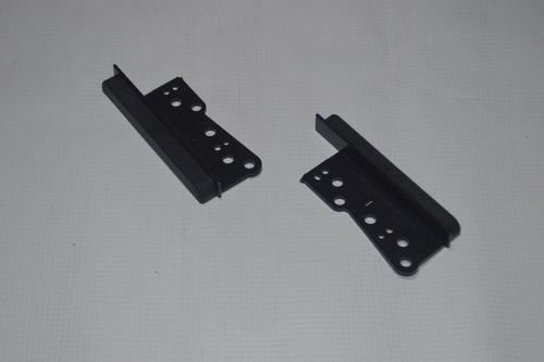 adaptador de reproductor 2 dim para toyota 4runner 2003 - 10