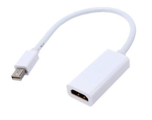 adaptador de thunderbolt a hdmi para mac