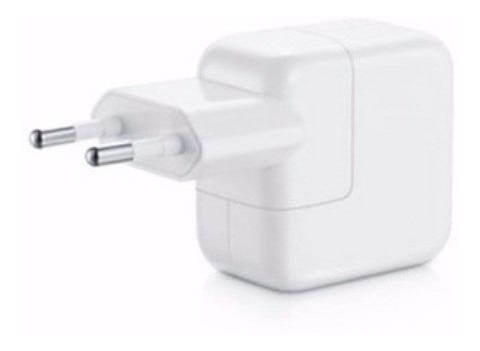adaptador de tomada usb 10w p/ iphone, ipad, samsung, lg...