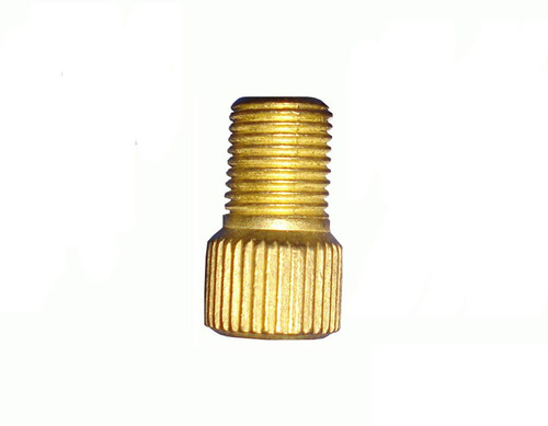 adaptador de válvula presta