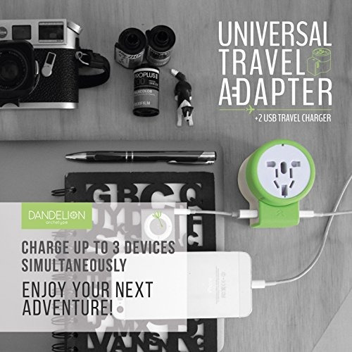 adaptador de viaje accesorio de viaje all in one outlet con