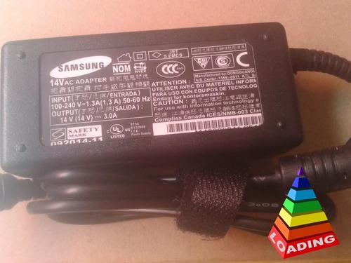 adaptador de voltaje para monitor samsung 14v 3a original