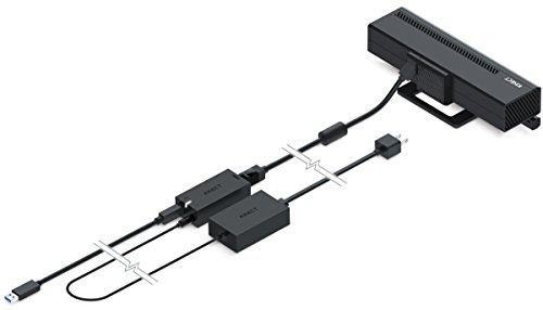 adaptador de xbox kinect para xbox one s y windows 10 pc