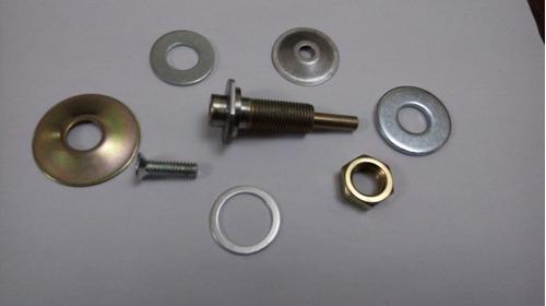 adaptador+disco de corte metal+rebolo  p/ furadeira+brinde