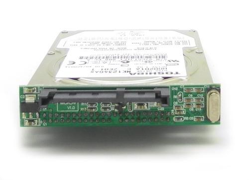 adaptador disco duro de 2.5 ide de 44 pines a sata