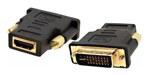 adaptador dvi-i 24+5 dual link macho a hdmi hembra