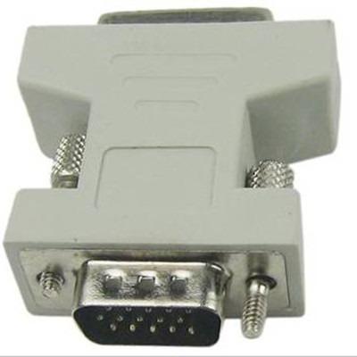 adaptador dvi vga convertidor