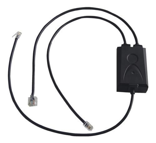 adaptador ehs para teléfonos fanvil, para diademas inalámbri