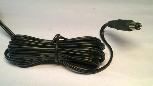 adaptador eléctrico 9v ac  1a