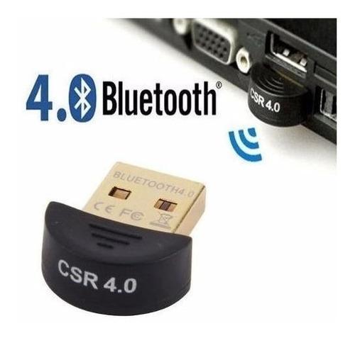 adaptador emisor receptor bluetooth 4.0 usb dongle carro rad