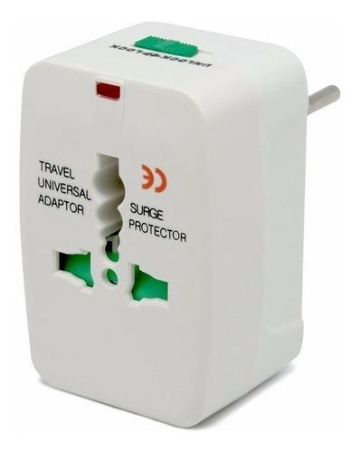 adaptador enchufe universal viajero viaje turismo 110v 220v