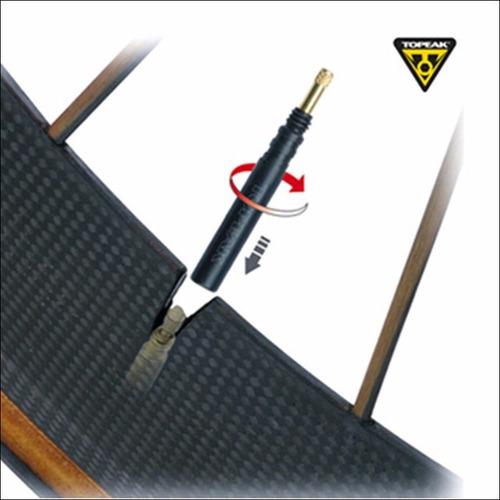 adaptador extensiòn pa alargar vàlvula francesa 80mm topeak