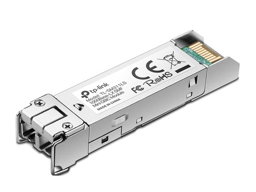 adaptador fibra mono modo spf tp link gigabit 311ls 1310nm