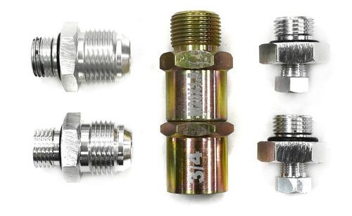 adaptador filtro de aceite torta universal ftx fueltech