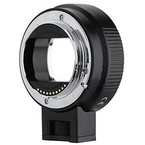 adaptador focus ef s canon sony e-mount a7s nex yongnu alpha