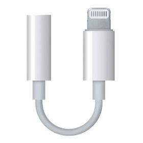 Adaptador Fone Lightning P2/p3 3.5 Original Apple iPhone