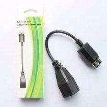 adaptador fonte ac energia xbox 360 fat para slim original