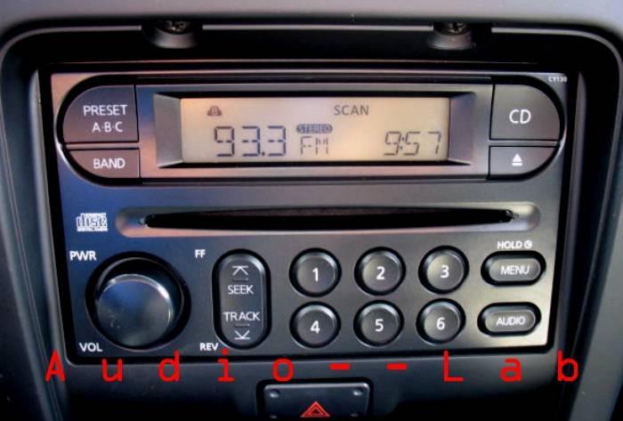 Adaptador Frente P Estereo Nissan Altima Frontier Xterra D D Nq Np Mlm F
