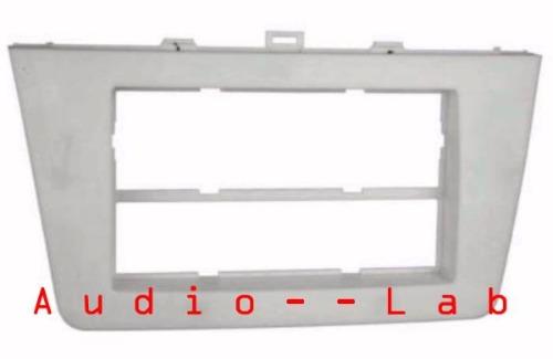 adaptador, frente para estereo mazda 6 ipod 2009-2013 2 din