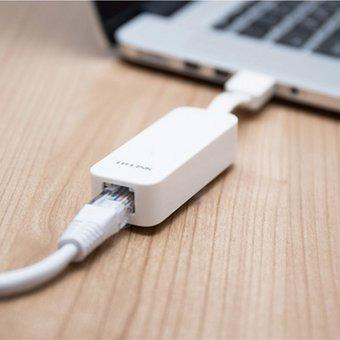 adaptador gigabit usb a  red rj45 - ue300 10/100/1000