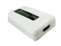 adaptador grafico usb 3.0 a hdmi conecta un monitor+ a tu pc