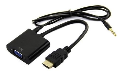 adaptador hdmi a vga activo ps4 1080p playstation monitor
