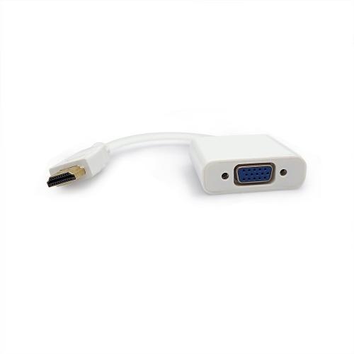 adaptador hdmi - vga netmak conversor nm-c81a