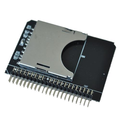 adaptador ide 44 pines a sd, mmc y memory stick