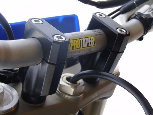 adaptador importadas p/ guidão ø22 - anker