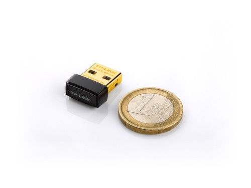 adaptador inalámbrico nano usb n tplink tl-wn725n - wireless
