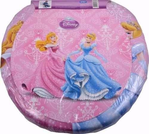 adaptador infantil para vaso sanitario princesas