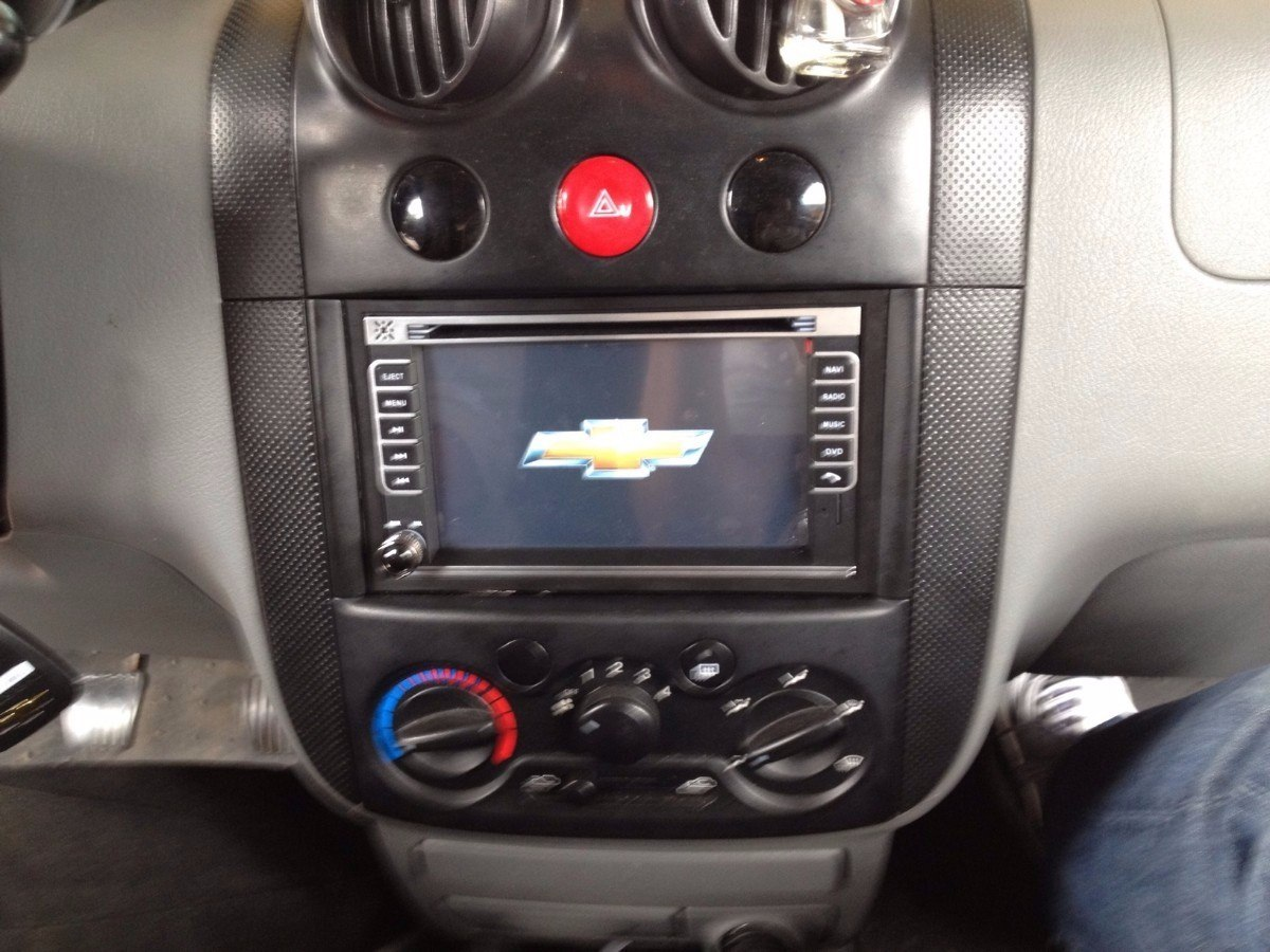 Adaptador Kit Radio Chevrolet Aveo Optra Spark 2din - Bs ...