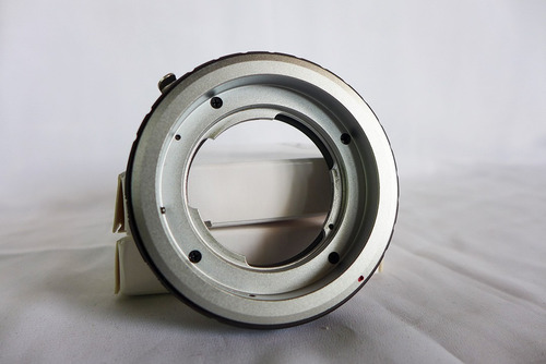 adaptador lente dkl a sony alpha / minolta ma