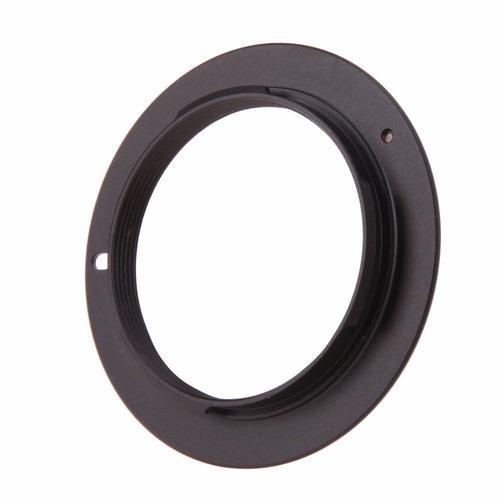adaptador lente m42 a montura e de sony nex nex3 nex5 c3 5n