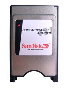 DRIVER FOR SANDISK COMPACTFLASH PC CARD ADAPTER