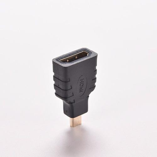 adaptador micro hdmi macho x hdmi femea | 1080i