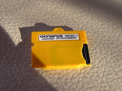 adaptador micro sd a xd, convierte una micro sd en xd, nuevo