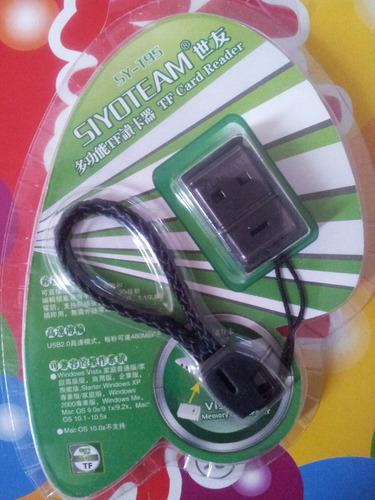 adaptador microsd usb