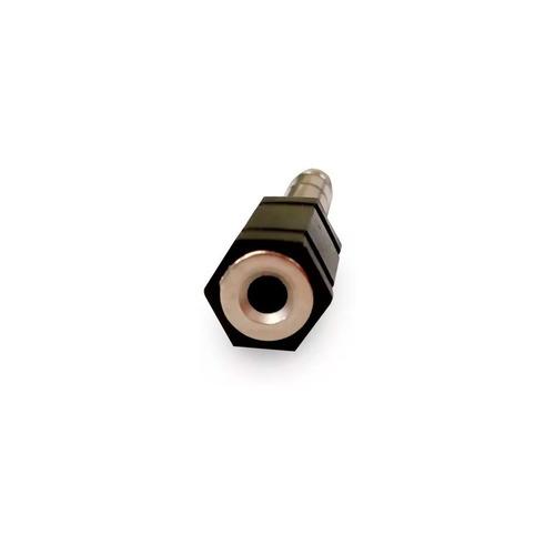 adaptador miniplug hembra a plug macho 3.5mm a 6.5