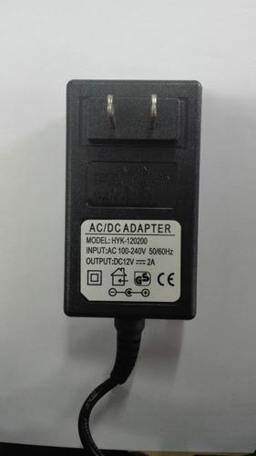 adaptador monitor lg samsung 12v 3a - 14v 1,07a nuevos carga