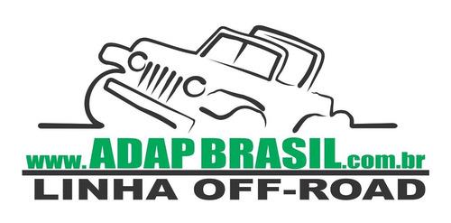 adaptador motor ap na gaiola - adap brasil