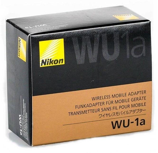 Adaptador Móvel Wifi Nikon Wu-1a P530 P520 D3200 D5200 D7100