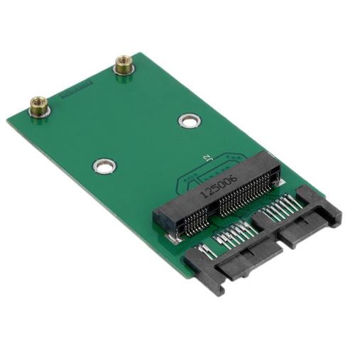 adaptador msata para micro sata 3 6gb frete gratis fast
