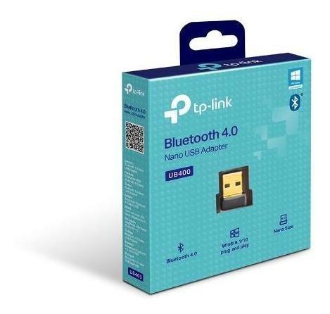 adaptador nano usb bluetooth 4.0 tp-link ub400