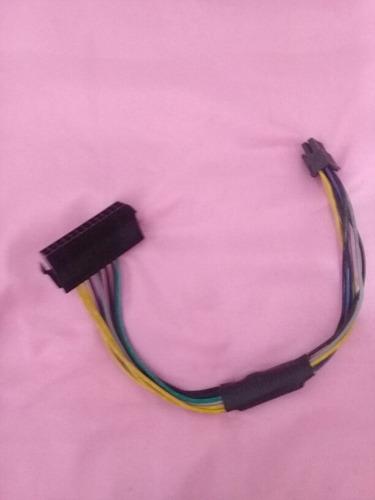 adaptador optiplex 3020 fonte ate 24 pinos para 8 pinos