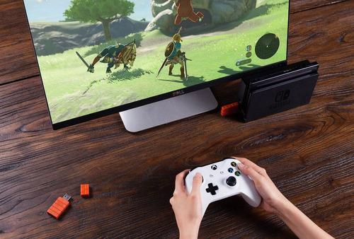 adaptador original 8bitdo wireless usb multi controles