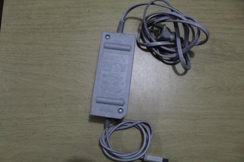 adaptador original  fuente para nintendo wii funcional