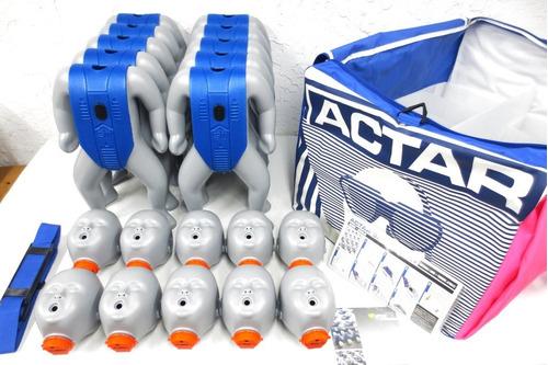 adaptador p/ boneco actar 911 infantry baby  5 unid - fg
