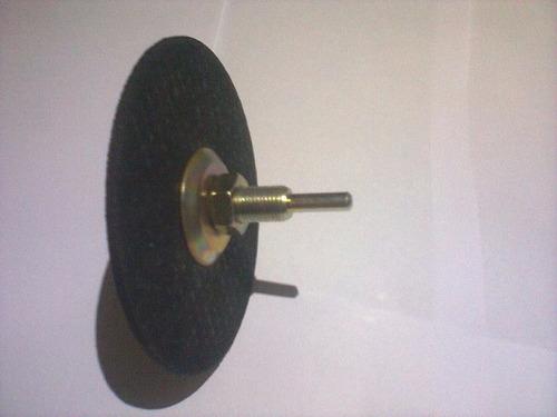 adaptador p/ furadeira+disco de corte+serra madeira+brinde