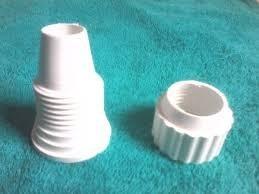 adaptador para bicos de confeitar polipropileno kit 3 unid.